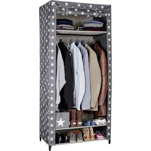 Store It! Xxl Textiler Kleiderschrank