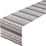 """Linen & More Dekostoffe """"Reindeer"""" 30x300 cm"""