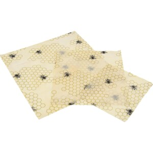 esschert design 3tlg. Bienenwachstücher Set