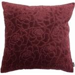 "Linen & More Kissenhülle ""Rose Embroidery"" 45x45cm"