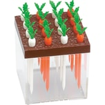Party Spieße Gemüsebeet