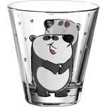 "LEONARDO 6er-Set Trinkgläser ""Panda Bambini"" 215 ml"