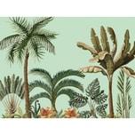 "Contento 4er-Set Platzset ""Colonial Palms"" 40x30 cm"