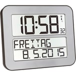 Tfa-Dostmann Funk-Wecker Time Line Max Mit Großen Display