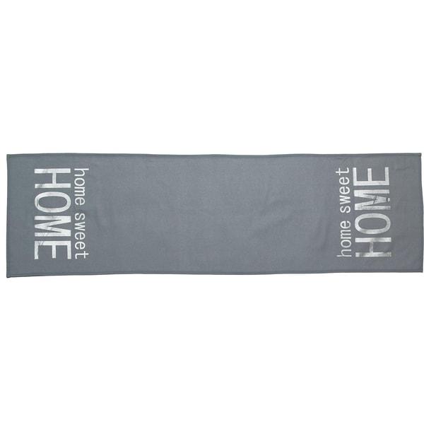 """Tischläufer """"Home Sweet Home"""" ca. 40 x 140 cm"""