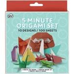 Origami Set 5 Minuten 100 Blätter In 10 Designs 80gm²