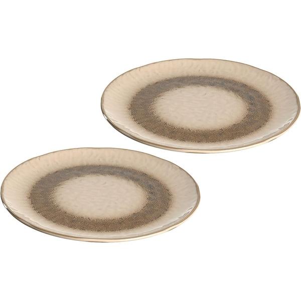 "LEONARDO 2er-Set Keramik Teller ""Matera"" Ø23 cm"