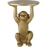 "BOLTZE Beistelltisch ""Monkey"" H535xB37cm"