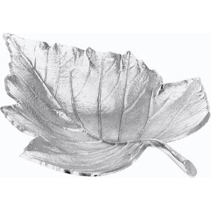 Dekoschale Blatt 33 cm