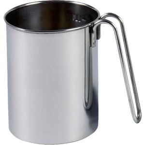 Edelstahl Messbecher 14 - 12 - 1 Liter