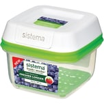 sistema Frischhaltedose FreshWorks mit integriertem Frischefilter 591ml