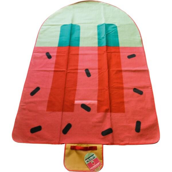 Strand- Picknickdecke Eis Am Stiel