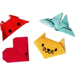 Origami-Servietten