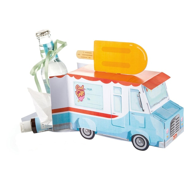 Donkey Products Geschenkbox Food Truck