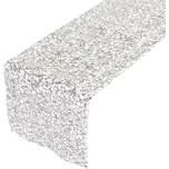"Linen & More Dekostoffe ""Sparkling"" 30x300 cm"