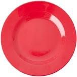 rice Melamin Teller Red Kiss Ø 20cm