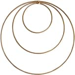 Hotex Wanddekoration 3-fach Ring Ø 20 cm