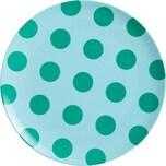 rice Melamin Teller Green Dots Ø20cm