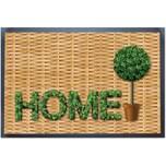 "ACHOKA® Fußmatte ""Home"" 40x60 cm"