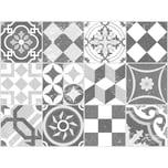 "Contento 4er-Set Platzset ""Mosaik"" 30x40 cm"