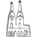 """STÄDTER Ausstechform """"Kölner Dom"""" ca. 12 cm"""