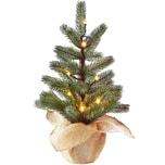 Christmas Goods by Inge LED-Baum im Jutesack H50cm