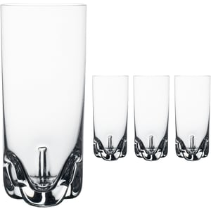 Bohemia Selection 4er-Set Universal Trinkglas Bar Trio 300ml