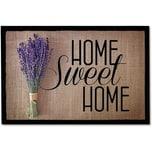 "ACHOKA® Fußmatte ""Home Sweet Home"" 40x60 cm"