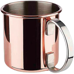 Aps Edelstahl Moscow-Mule Becher Kupfer 550ml