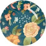 """rice Melamin Teller """"Selma's Fall Flower"""" Ø 20cm"""