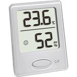 Tfa-Dostmann Digitales Thermometer Hygrometer Mit Magnet Ständer