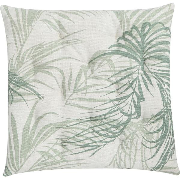 Linen & More Sitzkissen Palm 40X40 cm