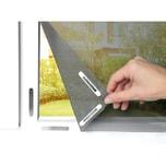 EASYmaxx Moskitonetz mit Pollenschutz 150x130cm inkl. Fenster-Magnetbefestigung