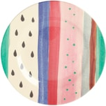 """rice Melamin Teller """"Louise's Stripe"""" Ø 20cm"""