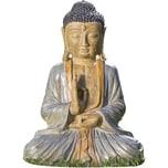 Deko-Figur Buddha Beluga H50cm für den AußenInnen-Bereich