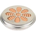 esschert design 10er-Set Citronella Spiralen inkl. 1 Metallhalter