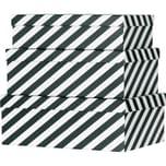 Miss Etoile 3-Tlg. Boxen Set Stripes