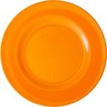 rice Melamin Teller Tangerine Ø25cm