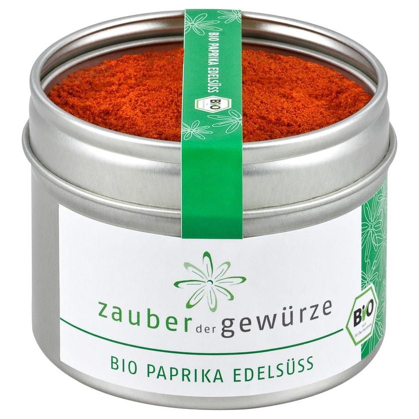 Zauber der Gewürze Bio Paprika edelsüss 60g