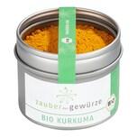 Zauber der Gwürze Bio Kurkuma 55g