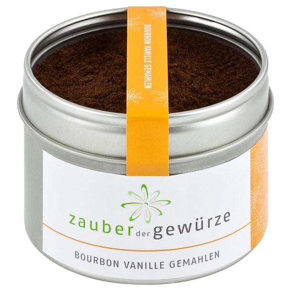 Zauber der Gewürze Bourbon Vanille gemahlen 55g