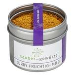 Zauber der Gewürze Curry - fruchtig mild 55g