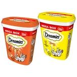 Dreamies Tub 2x350g Sparpaket