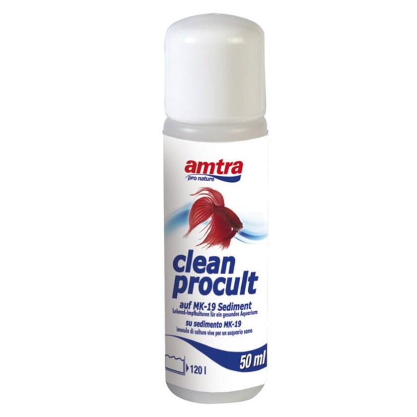 Amtra Filterbakterien clean procult 50 ml