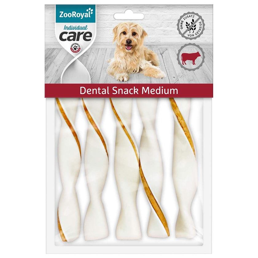 ZooRoyal Individual care Dental Snack Medium