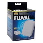 Fluval Feinfiltereinsätze für Fluval Außenfilter (6er-Set)