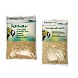 Erdtmann´s Fettfutter 5kg + energiereicher Erdnussbruch 5kg