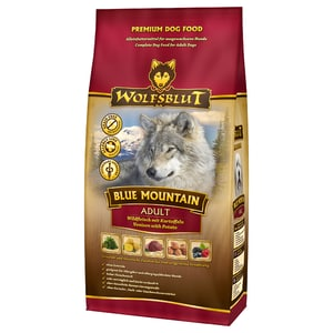 Wolfsblut Blue Mountain Adult Hundefutter 2x15kg