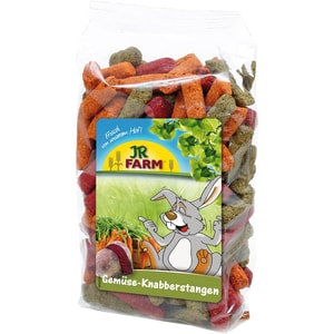 JR Farm Gemüse-Knabberstangen 125g Kaninchenfutter
