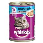Whiskas Adult 1+ mit Thunfisch in Terrine